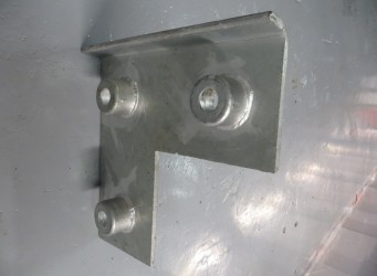 A037 Front Plate