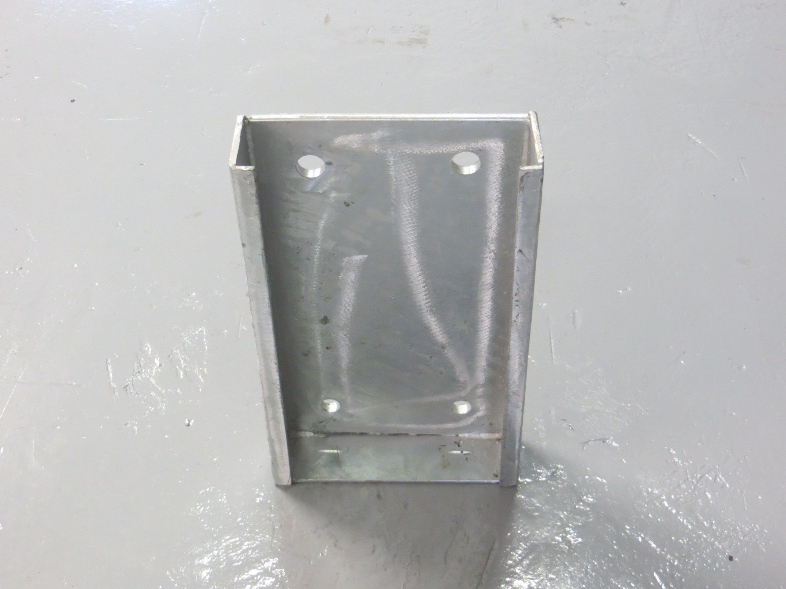 A054 Dock Bumper Back Plate
